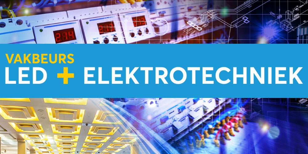Led + Elektrotechniek verplaatst naar 2022